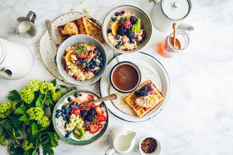 Haferflocken zum Frühstück zur Gewichtsreduktion